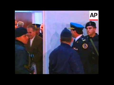 ARGENTINA: CROATIAN WWII CONCENTRATION CAMP COMMANDER EXTRADITED