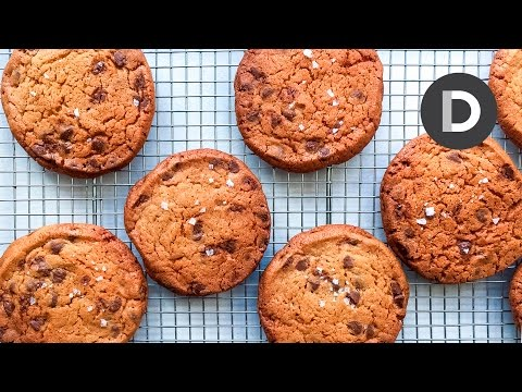 Best Homemade Chocolate Chip Cookies Recipe!