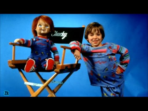 ★THE MAKING OF CHILD'S PLAY! 🔪THE BIRTH OF CHUCKY/CREATING T