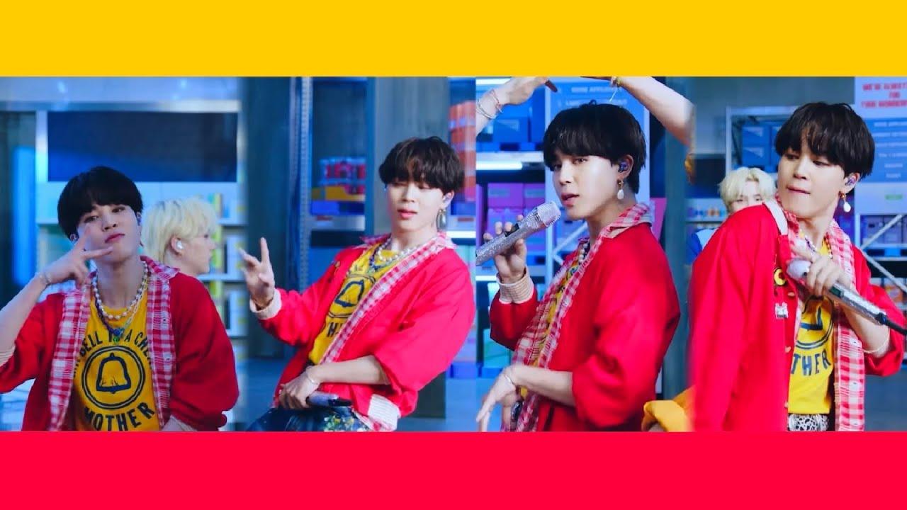 방탄소년단 (BTS) - Butter fns Musuc Fastival 지민 컷 JIMIN CUT