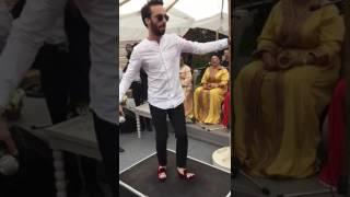 Othmane mouline -2017 danse rekza