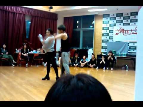 [120418] M.I.C Rumba rehearsal @ Let's Shake It (FanCam05)