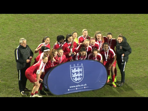 U18 Colleges' Cup for Girls' & U18 Schools' Cup for Girls' - 2018 Finals