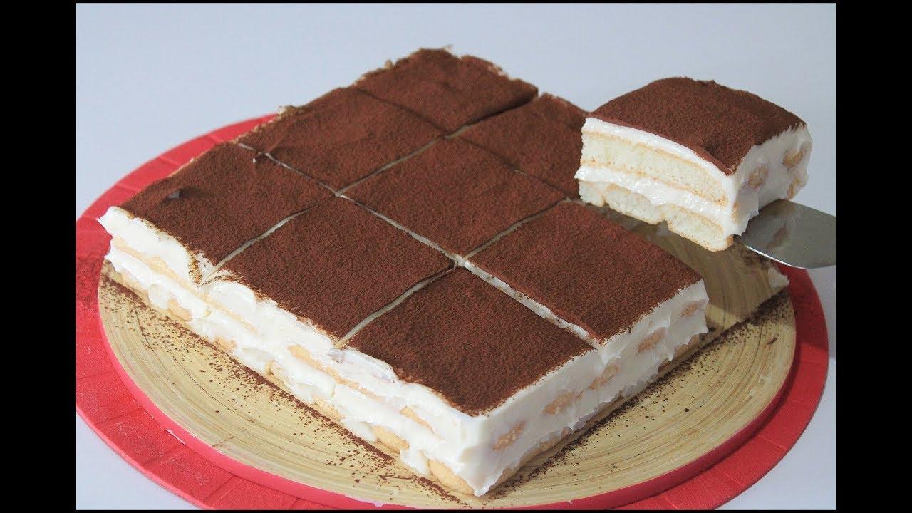 Dünyanın EN KOLAY Pişmeyen Pasta Tarifi ღ Pratik Tatlı Tarifi