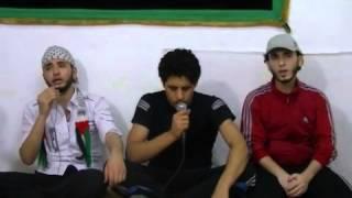 من روائع أناشيد الثورة تخاذلكم يكوينا انشاد عبد الباسط الساروت وابو يحيى ومشاركة الاخ أبو الفداء