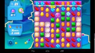 Candy Crush Soda Saga Level 47 - 3 Star Walkthrough