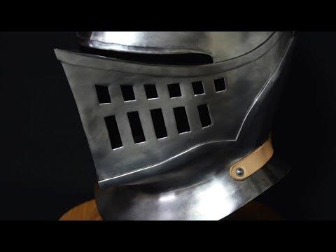 【鉄製】上級騎士の兜を作る。Making Elite Knight Helm. In DARK SOULS REMASTERED.