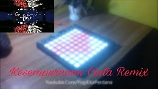 Video Kesempurnaan Cinta Remix//Launchpad Cover// download MP3, 3GP, MP4, WEBM, AVI, FLV Oktober 2017