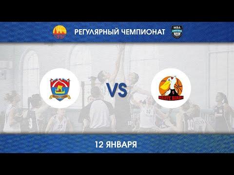 ВСЕВОЛОЖСК - РГПУ (12.01.2019)