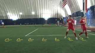 Speed and Agility with Hurdles