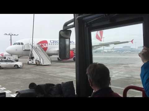 Exkurze na letiště Ruzyně 28.1.2017