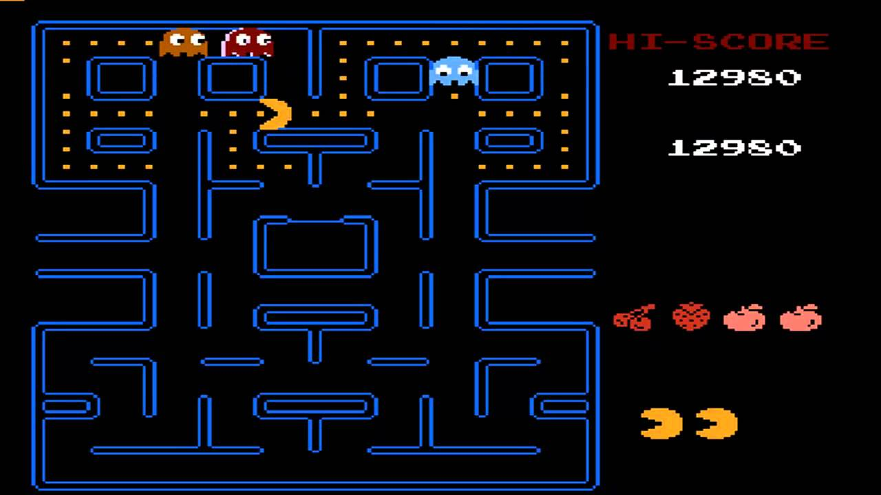 It's just a graphic of Gratifying Pics of Pacman
