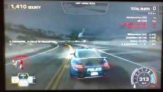 Need for Speed: Hot Pursuit - Online Exotic Pursuits: Dark Horse
