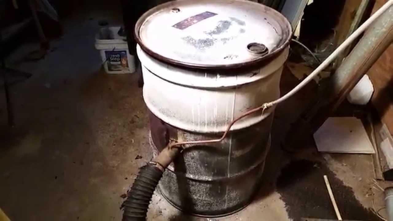 Oil Burning Heater Youtube