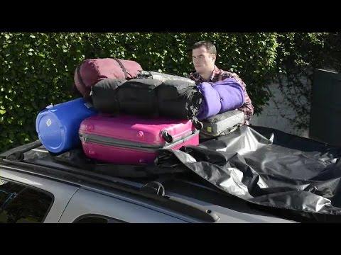 Keeper Waterproof Roof Top Cargo Bag