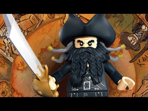 LEGO Pirates of the Caribbean - Level 5 -  Isla De Muerta 100% Complete