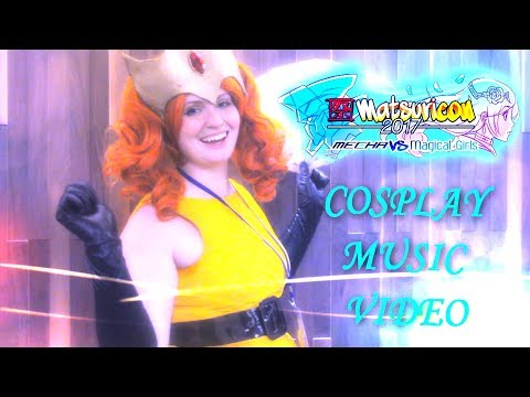 Matsuricon 2017-Cosplay Music Video