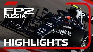 FP2 Highlights: 2021 Russian Grand Prix