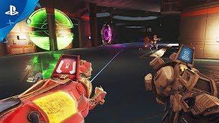 Telefrag VR - Gameplay Trailer | PS VR