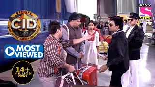 The Act At The Railway Station | CID | Most Viewed