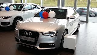 A5 Sportback New Photos Videos