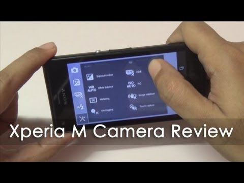 Sony Xperia M Camera Review with Samples