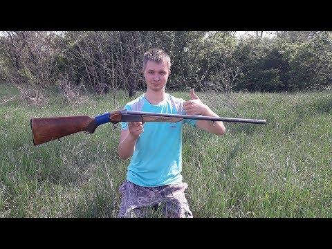 ИЖ-18Е! Обзор ружья ИЖ-18Е 20 калибра !!! Два с половиной килограмма счастья !!!