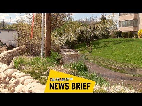 Flood status in Kelowna