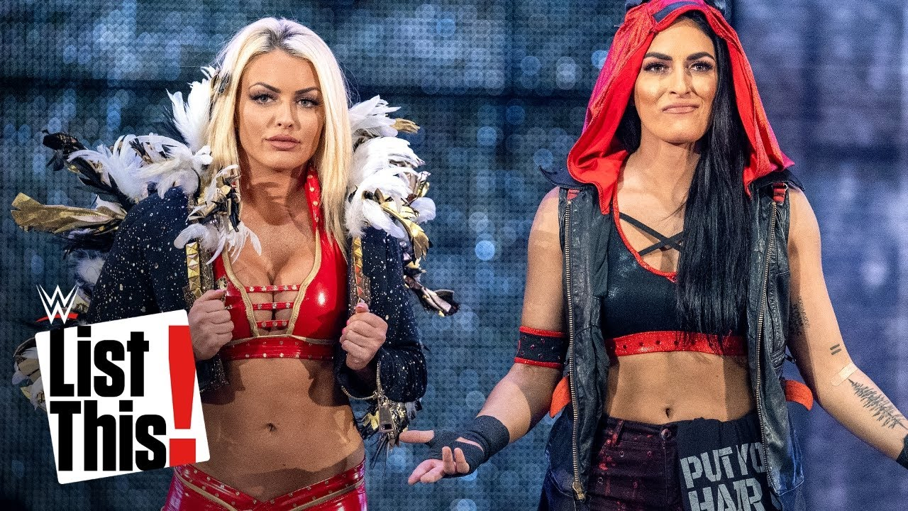 Superstars wwe list women WWE have