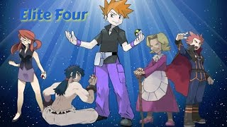 Roblox Project pokemon // How To Beat Elite Four // No Legendary #2