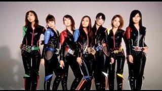 http://kamenridergirls.jp/ 仮面ライダーGIRLS7枚目のシングル「E-X-A(...