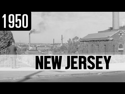 Driving in New Jersey (1950)