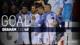 MNT vs. Guatemala: Graham Zusi Goal - March 29, 2016