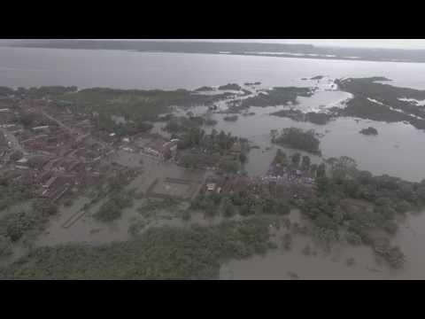 Marechal Deodoro destruída pelas chuvas