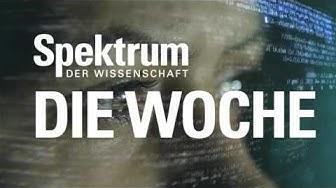 Spektrum Die Woche - Deutschlands wöchentliches Wissenschaftsmagazin