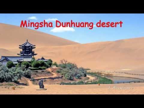 Mingsha Dunhuang desert (HD1080p)
