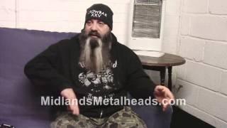 Midlands Metalheads Radio Interviews Kirk Windstein From Crowbar