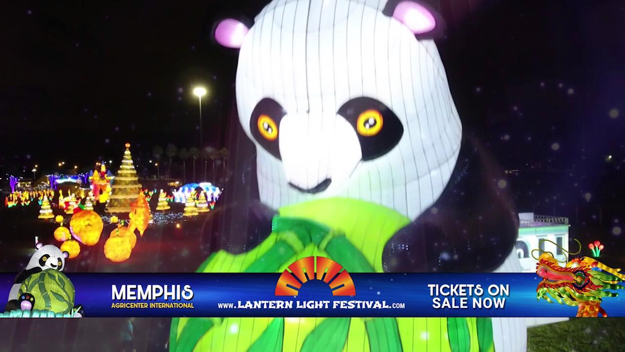 Light Memphis Festival Lantern