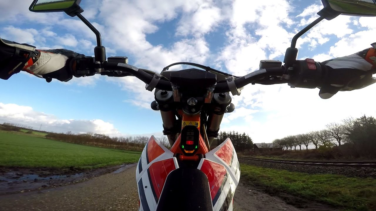 vlog #59 ktm freeride e-xc wheelie practice - youtube