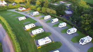 Plas Farm Caravan & Lodges June 2018