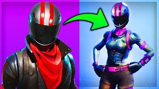 5 SKINS THAT SHOULD HAVE THEIR COUNTERPARTS! (Fortnite Battle Royale)