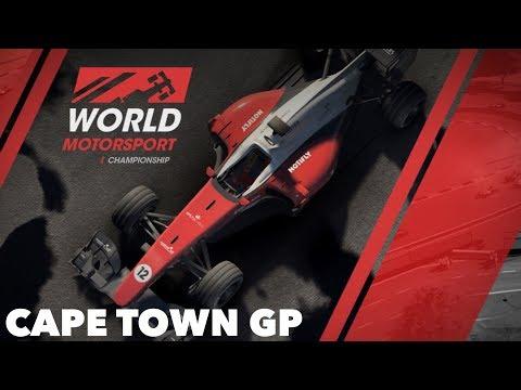 Motorsport Manager Mobile 2   World Motorsport Championship   Cape Town GP