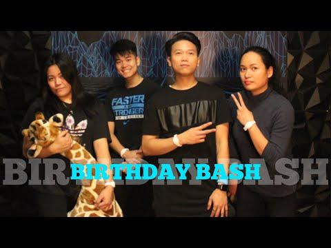 Birthday Bash (Wait 'til The End.. LOL) | Ru Mendoza