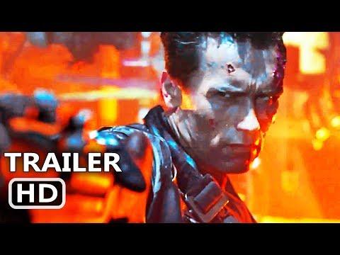 TERMINATOR 2  - 3D Final Trailer - T2, Sci-Fi Movie HD 2017