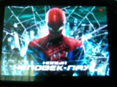 The Amazing Spider-Man on HTC Explorer