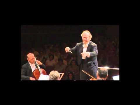 Johannes Brahms, Symphony 1 en do mineur, Op.68 - 1er mouv. by Michel Tabachnik