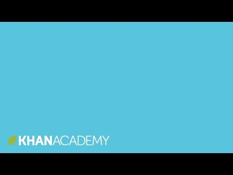 Number of solutions to a system of equations algebraically | High School Math | Khan Academy