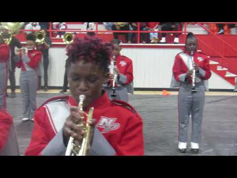 North Panola High School Marching Band | 2019 | North Panola High School Annual Battle Of Bands |