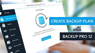 Ashampoo Video Tutorial: How to Create a backup plan in just a few steps