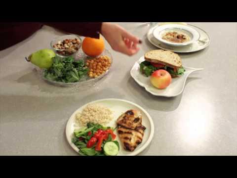 Healthy Menu for a Week for Teens